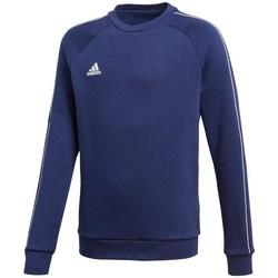 Clothing Boy Sweaters adidas Originals JR Core 18 Graphite