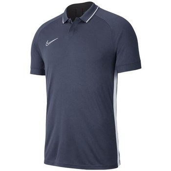 Clothing Men Short-sleeved polo shirts Nike Dry Academy 19 Graphite