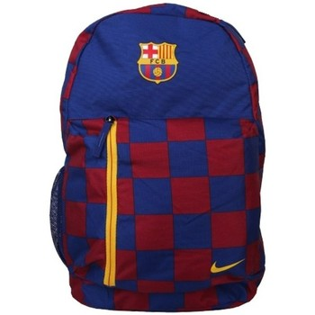 Bags Children Rucksacks Nike FC Barcelona Stadium Junior Red, Blue
