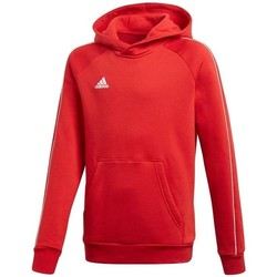Clothing Boy Sweaters adidas Originals JR Core 18 Red