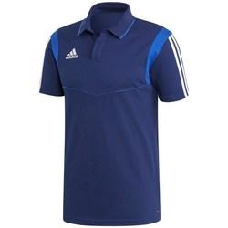 Clothing Men short-sleeved polo shirts adidas Originals Tiro 19 Navy blue