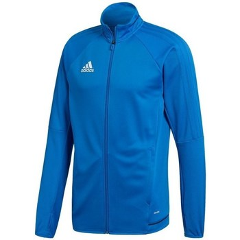 Clothing Men Track tops adidas Originals Tiro 17 Blue