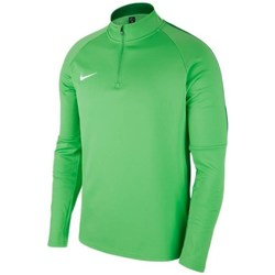 Clothing Men Track tops Nike Dry Academy 18 Dril Top Green