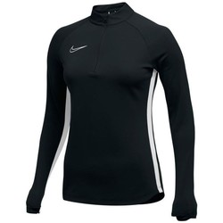 Clothing Women Track tops Nike Womens Dry Academy 19 Dril Top Black