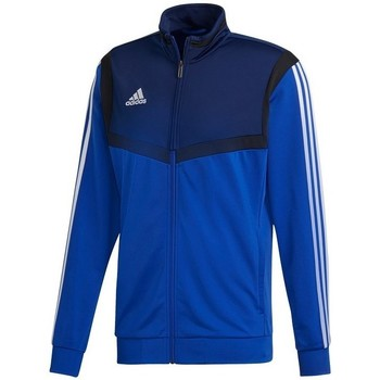 Clothing Men Track tops adidas Originals Tiro 19 Blue,Navy blue