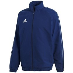 Clothing Men Track tops adidas Originals Core 18 Presentation Navy blue