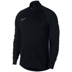 Clothing Men Track tops Nike Dry Academy Dril Top Black