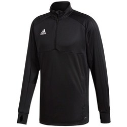 Clothing Men Track tops adidas Originals Condivo 18 Black