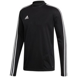 Clothing Men Track tops adidas Originals Tiro 19 Training Top Black
