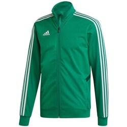 Clothing Boy Track tops adidas Originals JR Tiro 19 Green