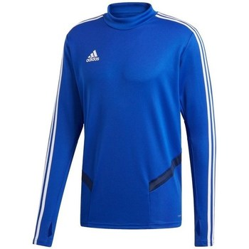 Clothing Men Track tops adidas Originals Tiro 19 Training Top Blue