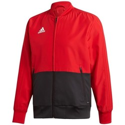 Clothing Men Track tops adidas Originals Condivo 18 Black,Red