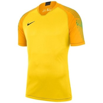 Clothing Men short-sleeved t-shirts Nike Gardien II GK Yellow