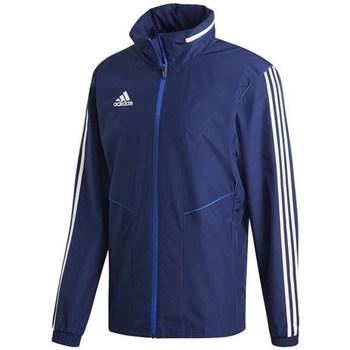 Clothing Men Jackets adidas Originals Tiro 19 All Weather Navy blue