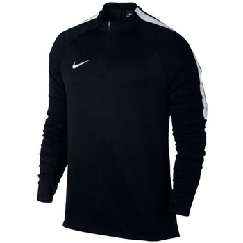 Clothing Men Track tops Nike Dril Top Squad Black