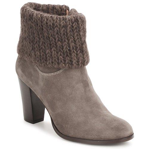 Shoes Women Ankle boots Paul & Joe LUISA Brown