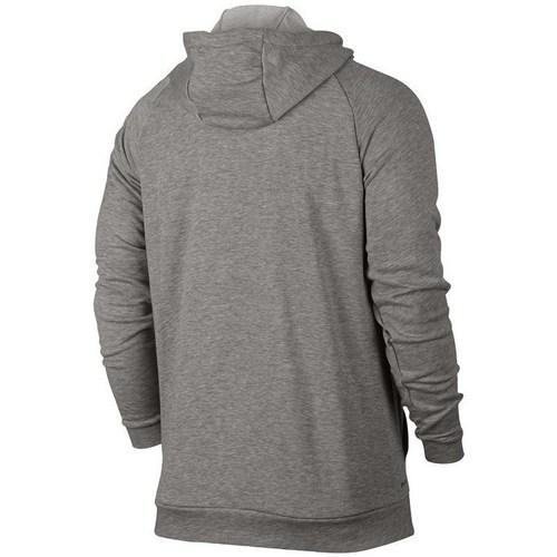.co.uk  Dry FZ Fleece Hoodie Trening  Nike  sweaters  men  grey