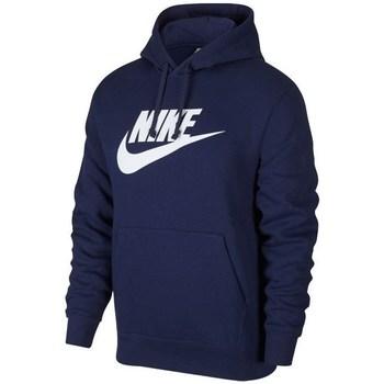 Clothing Men sweaters Nike Nsw Club Hoodie GX Navy blue