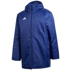 Clothing Men Parkas adidas Originals Core 18 Stadium Navy blue