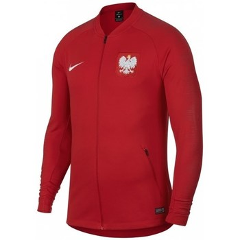 Clothing Men Track tops Nike Poland Anthem WC 2018 Red