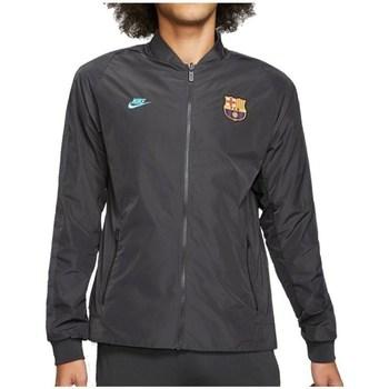 Clothing Men Jackets Nike FC Barcelona Nsw