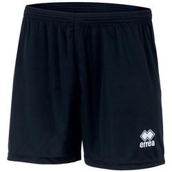 Clothing Men Shorts / Bermudas Errea Short  New Skin noir