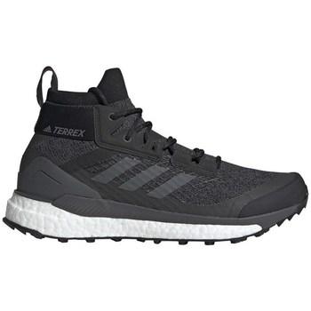 Shoes Men Mid boots adidas Originals Terrex Free Hiker Grey