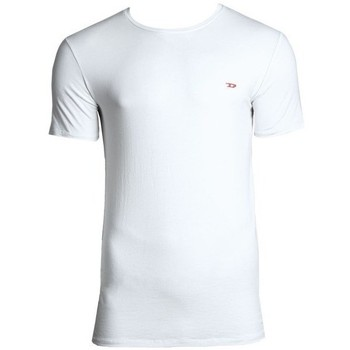 Clothing Men Short-sleeved t-shirts Diesel 00SJ5L0WAVC100 White
