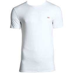 Clothing Men Short-sleeved t-shirts Diesel 00SJ5L0WAVCE3843 White