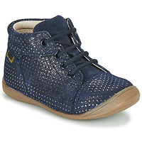 Shoes Girl Hi top trainers GBB OLSA VTC MARINE POIS OR DPF/KEZIA
