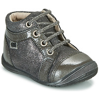 Shoes Girl Mid boots GBB OMANE Grey