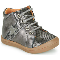 Shoes Girl Mid boots GBB DUANA Grey