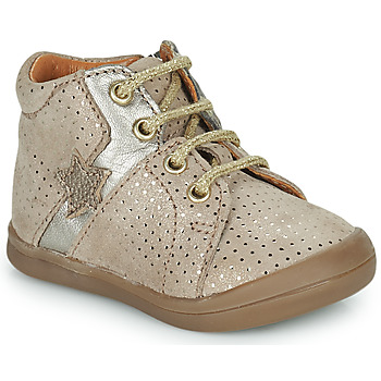 Shoes Girl Hi top trainers GBB DUANA Beige