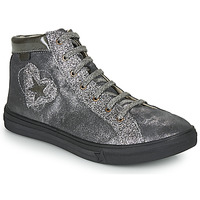 Shoes Girl Hi top trainers GBB MARTA Grey