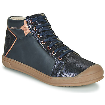 Shoes Girl Hi top trainers GBB ORENGETTE Blue