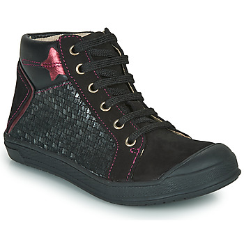 Shoes Girl Hi top trainers GBB ORENGETTE Black