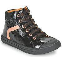 Shoes Girl Hi top trainers GBB VIVENA Black