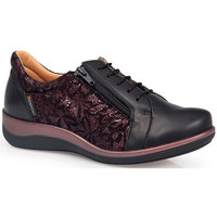 Shoes Women Derby Shoes & Brogues Calzamedi Shoes  ADAPTABLE BORDEAUX