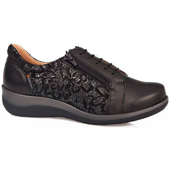 Shoes Women Derby Shoes & Brogues Calzamedi Shoes  ADAPTABLE GRAY