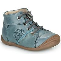 Shoes Boy Hi top trainers GBB OULOU Blue