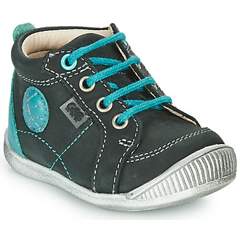 Shoes Boy Hi top trainers GBB OLAN VTE NOIR DPF/RAIZA