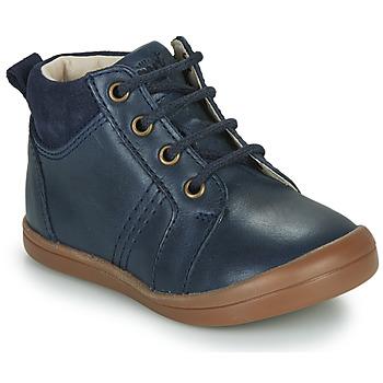 Shoes Boy Mid boots GBB NILS Blue