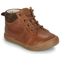 Shoes Boy Hi top trainers GBB NILS Brown
