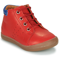 Shoes Boy Hi top trainers GBB TIDO Red