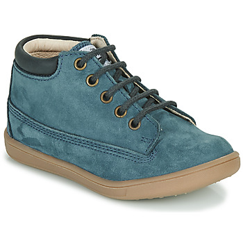 Shoes Boy Hi top trainers GBB NORMAN Blue