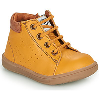 Shoes Boy Hi top trainers GBB FOLLIO Orange