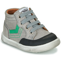 Shoes Boy Hi top trainers GBB VIGO Grey