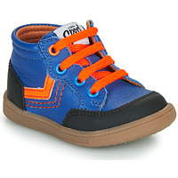 Shoes Boy Hi top trainers GBB VIGO Blue