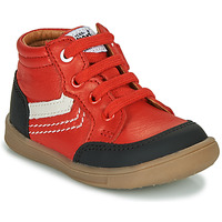 Shoes Boy Hi top trainers GBB VIGO Red