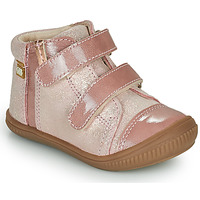 Shoes Girl Hi top trainers GBB ODITA Pink